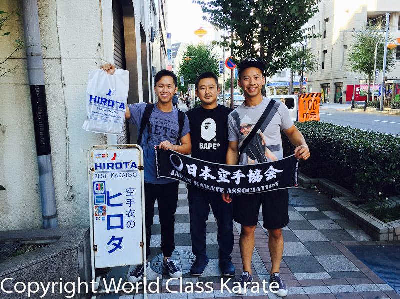 2014 Funakoshi Gichin World Cup